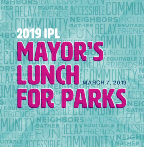 IPL Mayor's Lunch for Parks @ Indianapolis Marriott Downtown
