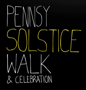 Pennsy Solstice Walk & Celebration @ Coal Yard Coffee