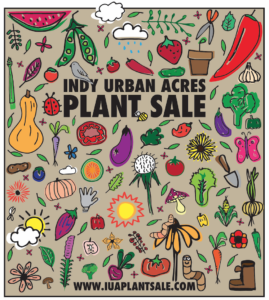 Indy Urban Acres Plant Sale @ Indy Urban Acres